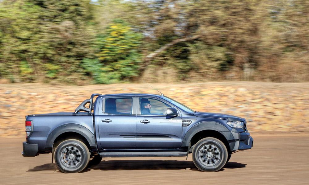 Road Test Ford Ranger 2 2tdci 4x4 Xls Leisure Wheels