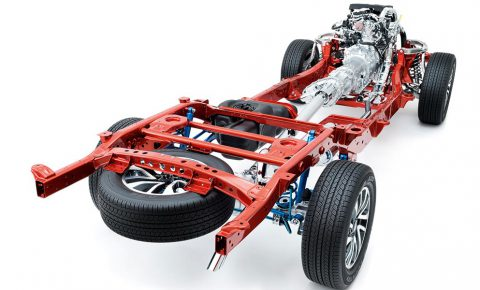 Ladder frames and monocoques - Leisure Wheels