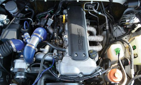 Supercharged Suzuki Jimny Leisure Wheels