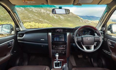 Ultimate Road Trip Test Toyota Fortuner 2 8 Gd 6 4x4 A T