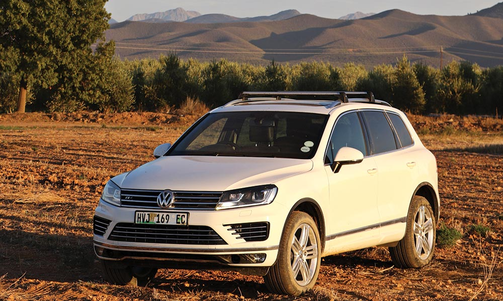 Ultimate road trip test: VW TOUAREG ESCAPE V6 TDI BLUEMOTION