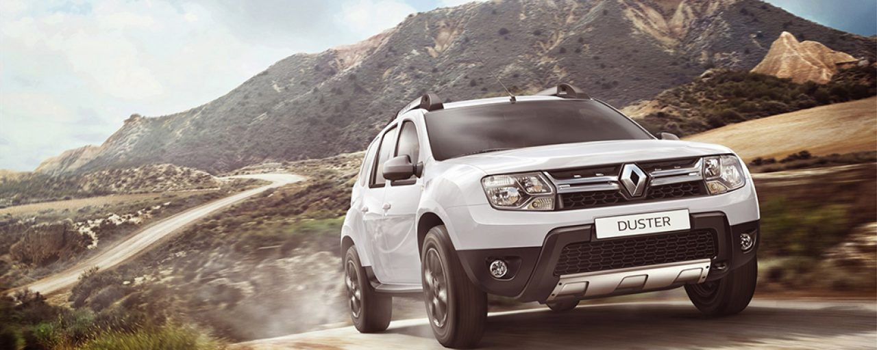 Renault Duster range expands with new automatic model