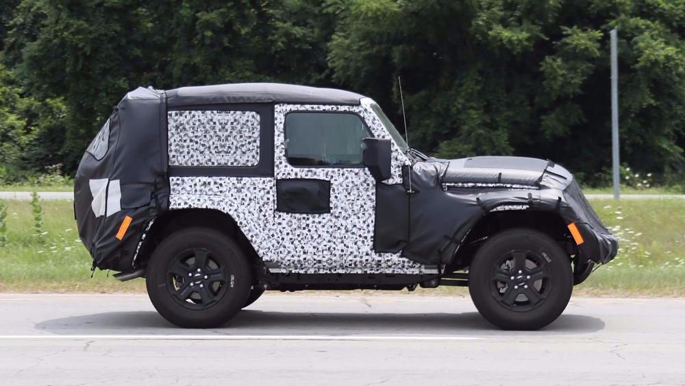 2018 jeep wrangler info leaked leisure wheels