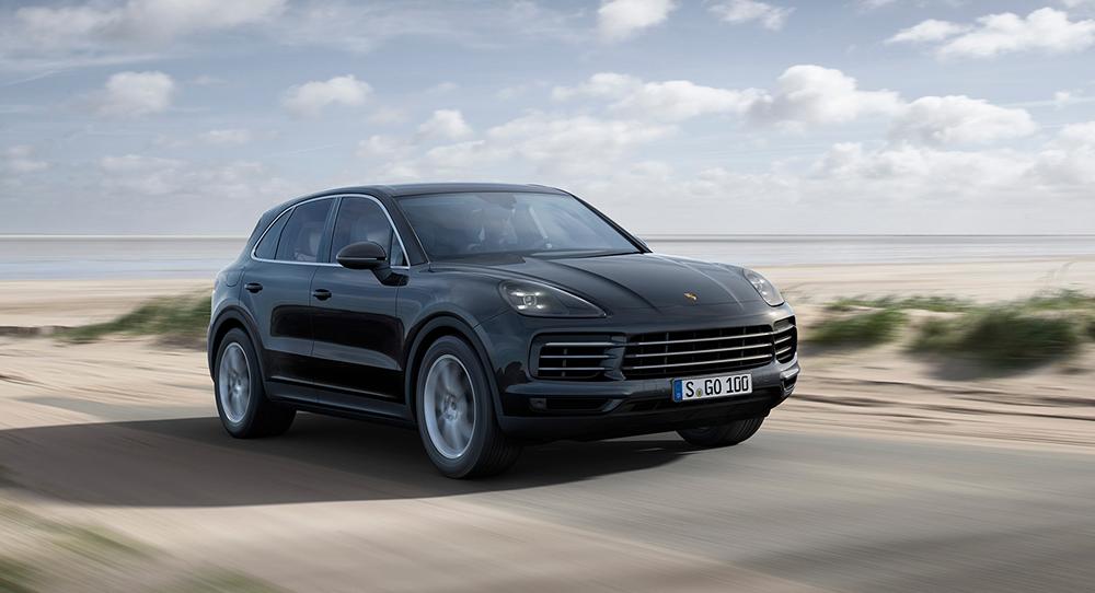 2019 Porsche Cayenne unveiled , Leisure Wheels