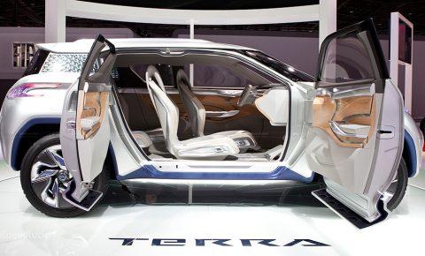 Terra Ev Crossover To Follow Nissan Leaf Leisure Wheels