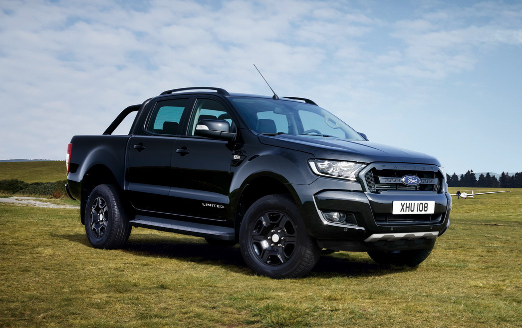 ford ranger black to be limited to 2500 units leisure wheels. Black Bedroom Furniture Sets. Home Design Ideas