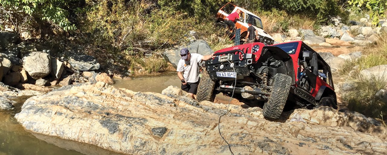 Carnage Canyon, Limpopo