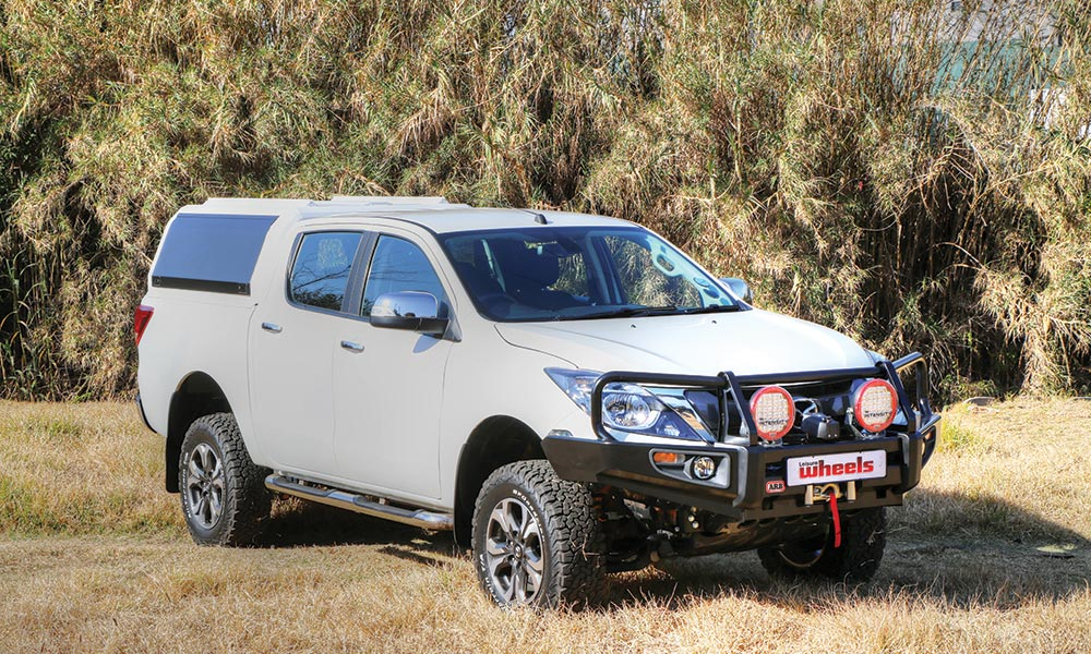 long term test mazda bt 50 3 2 4x4 a t leisure wheels. Black Bedroom Furniture Sets. Home Design Ideas