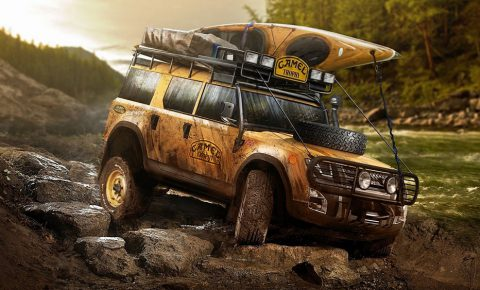 New Land Rover Defender design details discussed