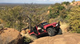 The Rock, Moegatle 4×4 Trail