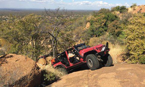 The Rock, Moegatle 4×4 Trail