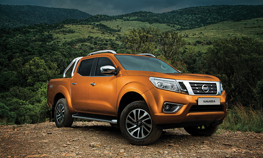 OFF-ROAD TEST: Nissan Navara 2.3 DDT 4x4 LE double cab AT ...