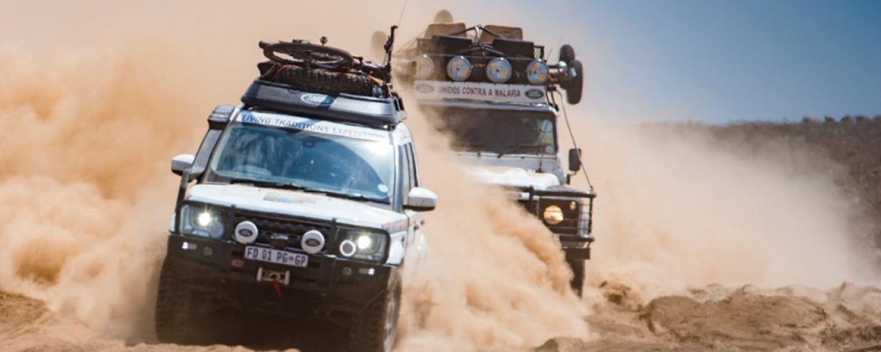 The road less travelled: Landies, land yachts and living traditions