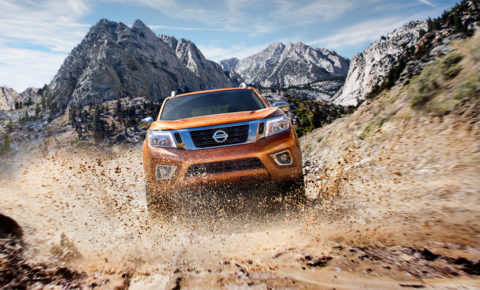 New Nissan Navara gains more features