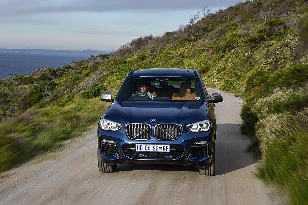 BMW X3 M40i And X3 XDrive20d