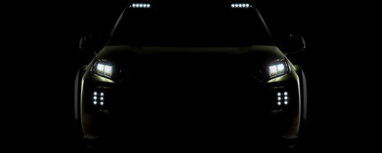 Toyota teases FT-AC offroad concept