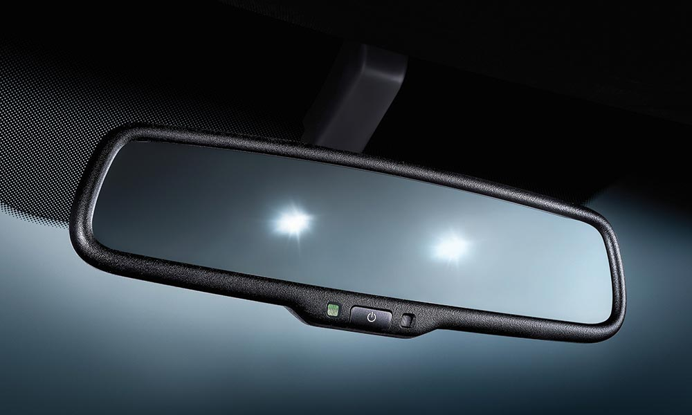 How auto-dimming mirrors work - Leisure Wheels