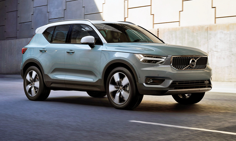volvo sa indicates pricing for new xc40 leisure wheels. Black Bedroom Furniture Sets. Home Design Ideas
