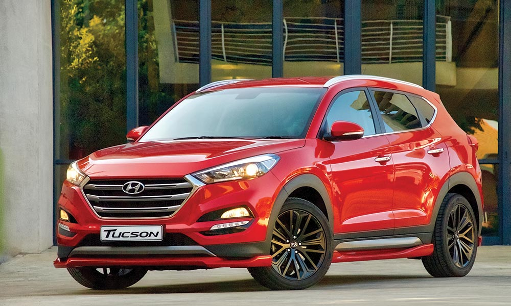 Hyundai Tucson 1 6 Tgdi Executive Sport Leisure Wheels