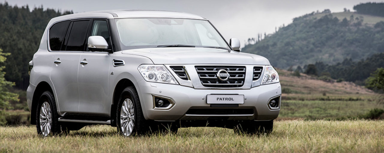 'New' Nissan Patrol now in SA