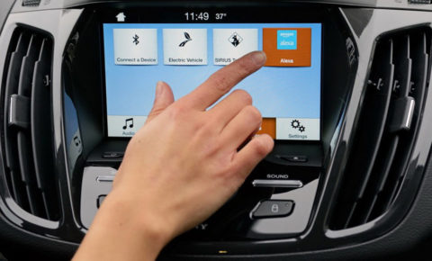Should you pair your smartphone to a rental car's infotainment system?