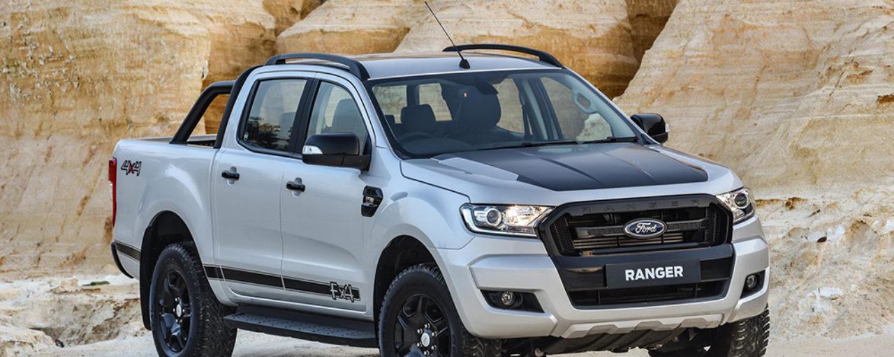 Ford Ranger FX4 range expanded and minor change to XLT Ranger