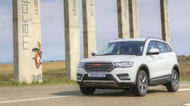 Haval H6 C in the Cradle of Humankind