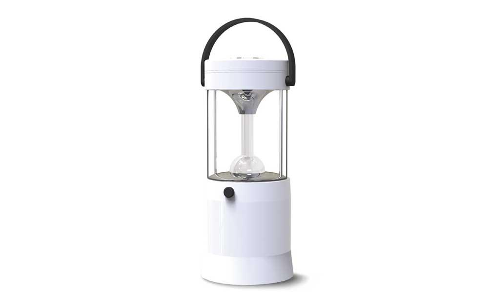 Salt Lamp Keeps Leaking Water : 10 cool camping lights - Leisure Wheels