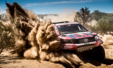 Dakar Rally 2018: the best Dakar moments