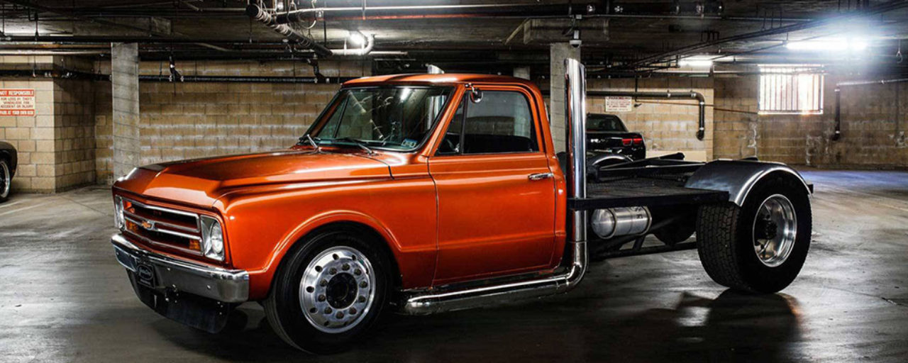 Cool 'Fast and Furious' 1967 Chevrolet C-10 up for sale