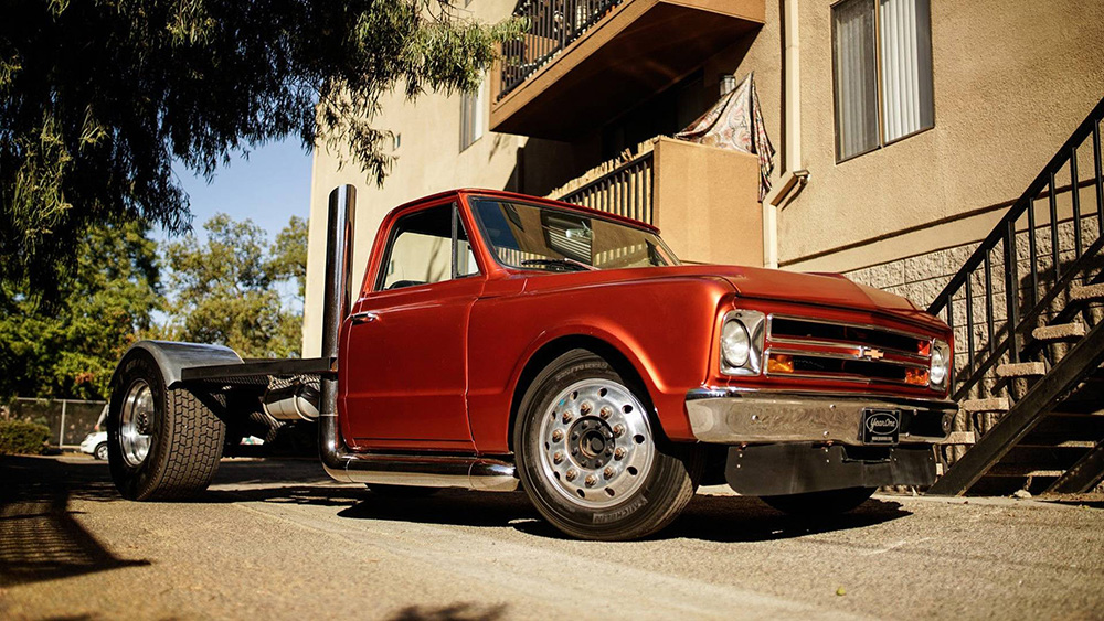 Cool Fast And Furious 1967 Chevrolet C 10 Up For Sale Leisure Wheels