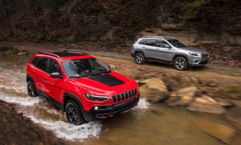 2019 Jeep Cherokee gets new engine and fresh looks