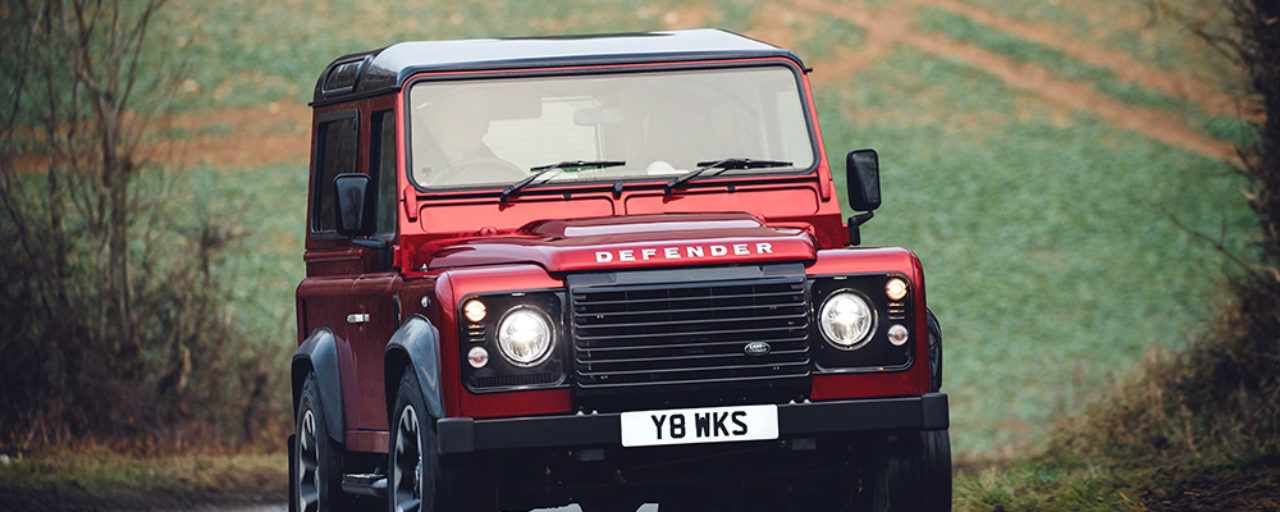 Land Rover Defender V8 special edition launches to celebrate 70th anniversary
