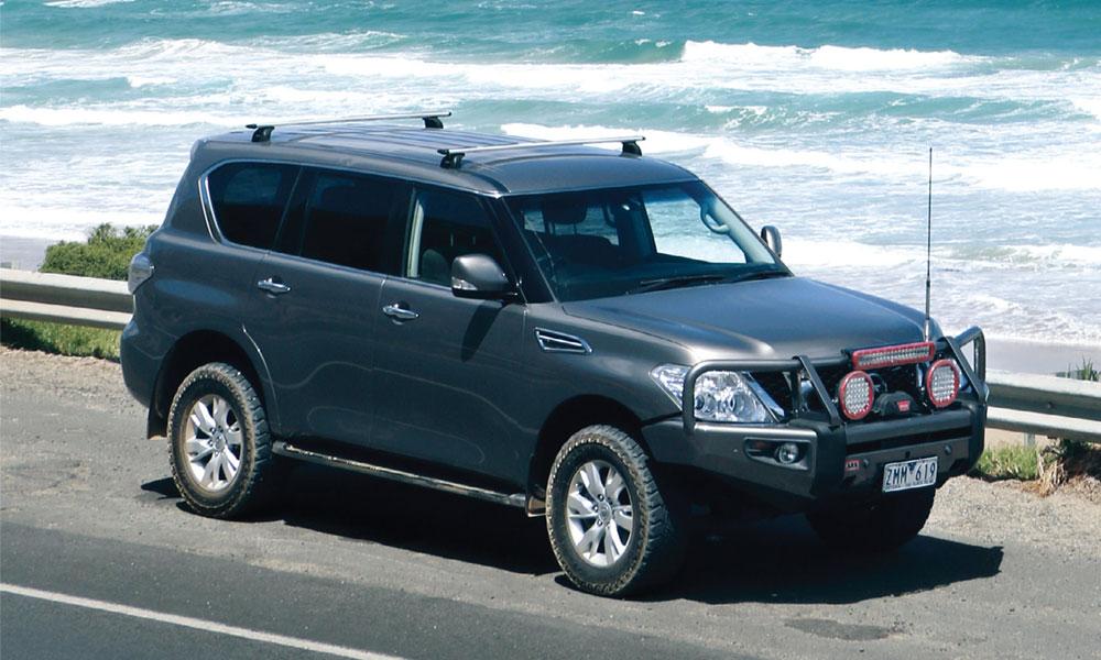 Nissan Patrol Y62 Leisure Wheels