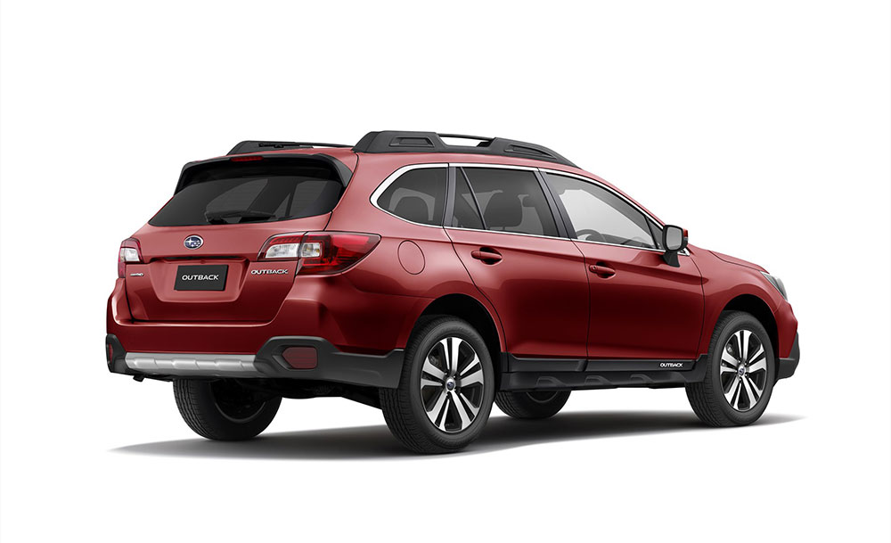 2018 subaru outback arrives in sa with pricing leisure wheels. Black Bedroom Furniture Sets. Home Design Ideas