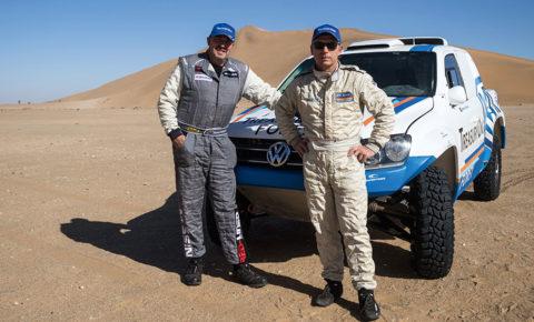 The Dakar Dream