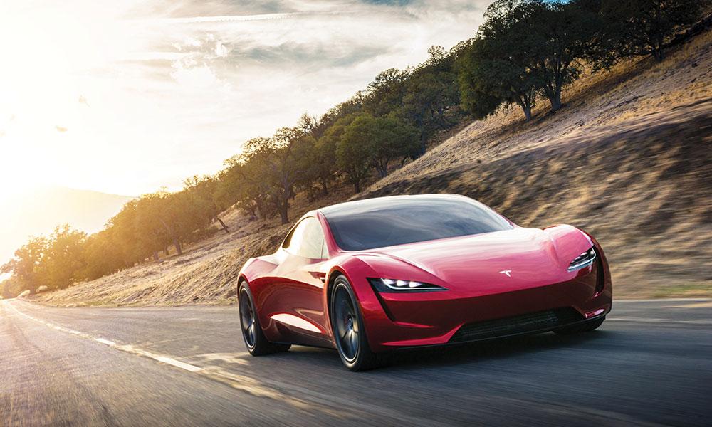 Tesla Model X - Leisure Wheels