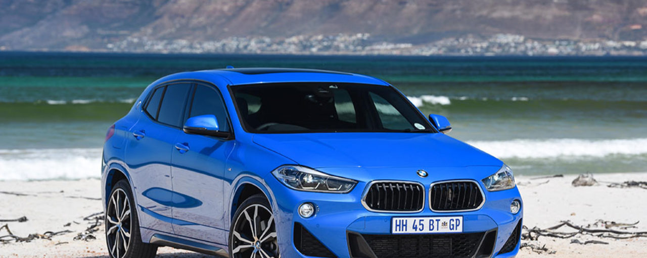 BMW X2 arrives in SA