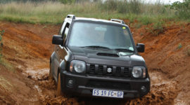 The little 4×4 that could: Suzuki Jimny 1.3