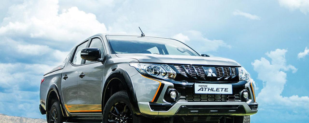 Mitsubishi Triton Athlete special edition