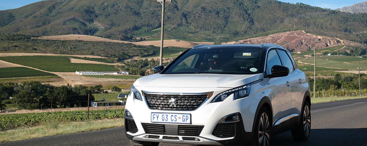 Peugeot 3008 1.6 GT-Line Auto