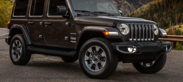 2019 Jeep Wrangler fuel consumption