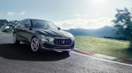Road Test: Maserati Levante S Petrol