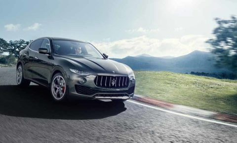 Road Test: Maserati Levante S Petrol