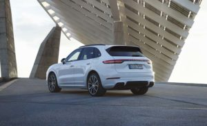 Porsche Cayenne hybrid introduced in South Africa