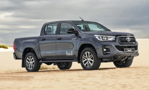 Toyota Hilux Dakar pricing revealed