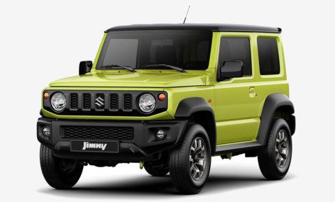 First details of 2019 Suzuki Jimny emerge