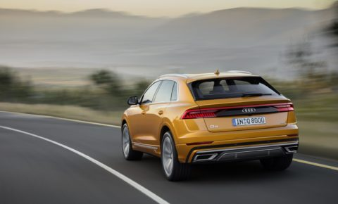 All New Audi Q8 Confirmed For South Africa Leisure Wheels