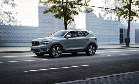 Volvo XC40 now available with three-cylinder petrol