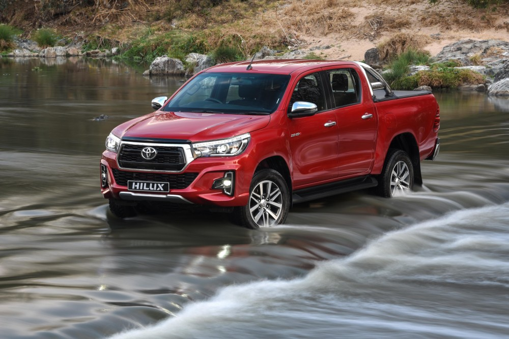 Toyota upgrades rest of the Hilux range